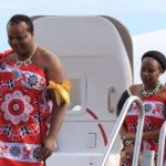 Swaziland King Who Chooses New Wife Every Year, Marries Another Young Girl