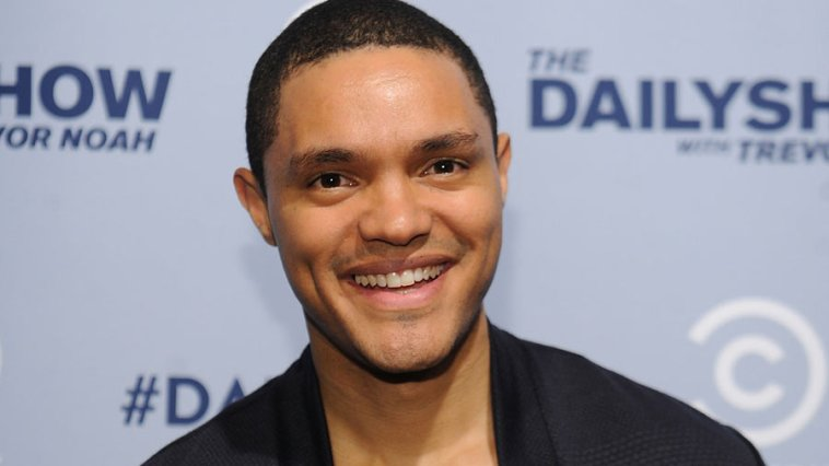 South African Comedian, Trevor Noah Wins His First Emmy Award