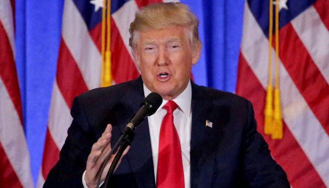 Trump Creates New African Country In Meeting With African Heads Of States