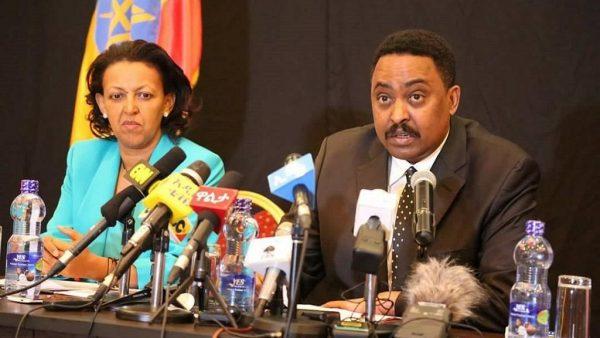 Oromia/Somali Crisis Dominates Ethiopian Foreign Minister's