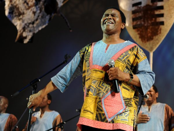 Ladysmith Black Mambazo Founder, Ladysmith Black Mambazo Founder dies