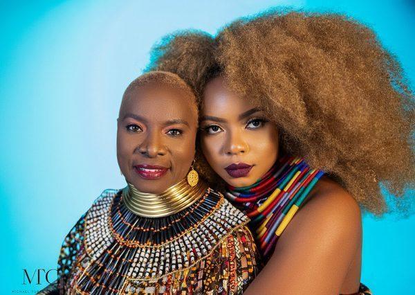 Shekere Yemi Alade, Angelique Kidjo