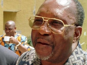 Jacques Joaquim Yhombi dies