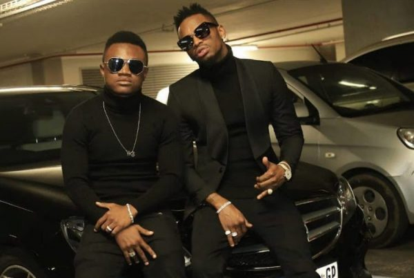 Diamond Platnumz and Mbosso