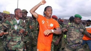 How Didier Drogba Stopped Civil War In Ivory Coast