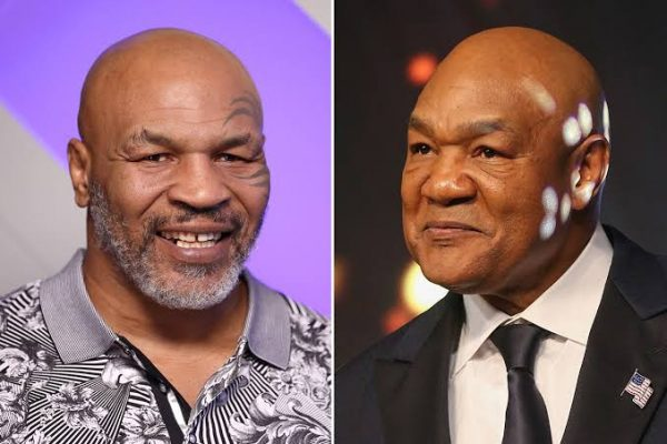 George Foreman - Mike Tyson