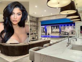 Kylie Jenner mansion