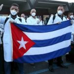 Cuban doctors arrive South Africa