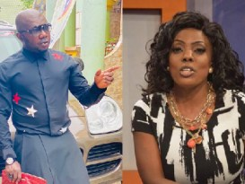 Osebo and Nana Aba Anamoah