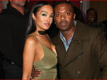 Princess Love and Ray J