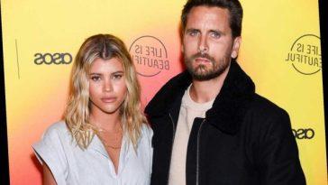 Scott Disick and Sofia Richie divorce