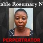 Constable Nomia Rosemary Ndlovu