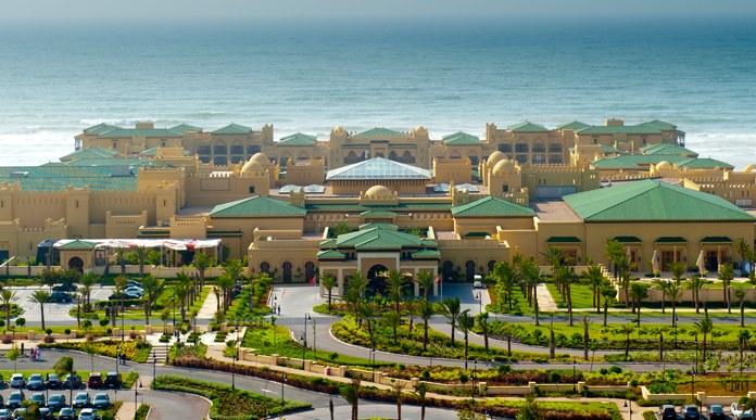 Самое большое казино в Марокко — Mazagan Beach & Golf Resort.