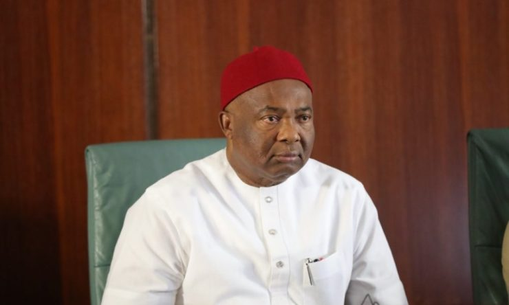 Governor Hope Uzodinma of Imo State Rejects Edo Election Result, Says APC Going To Court