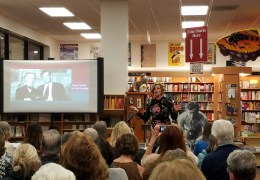 "Sonoma County author Rebecca Rosenberg.  Author of ""The Secret Life of Mrs. London"""