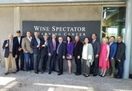 Wine Business Institute Unveiling