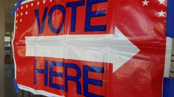 Election Live – Registrar of Voters