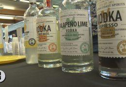 North Bay Craft Distillers Showcased