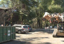 Curbside Debris Pickup Begins