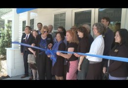 Sonoma State Cuts Ribbon on Workforce Housing