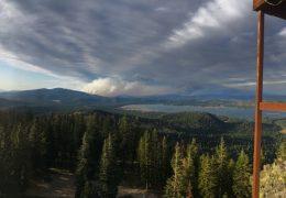 Crews Gain Upper Hand on Huge Walker Fire