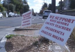 West County Teachers Reach Settlement with District