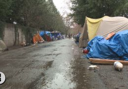 Supervisors to Tackle Homeless Encampment Crisis