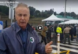 LIVE: SMART Opens Larkspur Station, Inaugurates Service