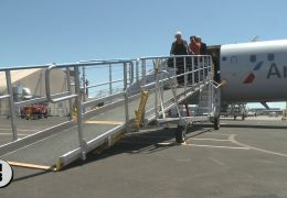 Airport Adds Flights, Braces for Growth