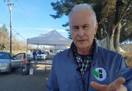 LIVE: Launch of Safeway-Sonoma County Home Healthcare Vaccination Drive Thru