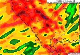 Update on Monday-Wednesday Storm