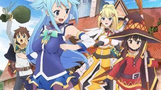 今期アニメの三強はAKIBA、セイレン、このすばで確定wwwwwww