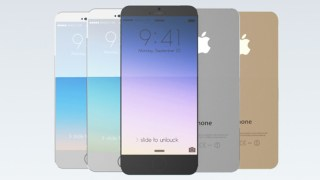 iPhone 8の美しいコンセプト流出画像がこちら