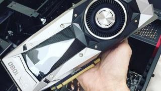 NVIDIA「GeForce GTX 1080」の価格改定(値下げ)を発表