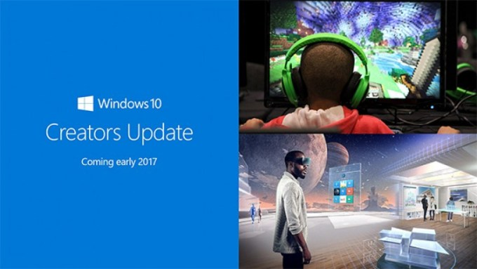 Windows 10 Creators Updateキタ━━━(゚∀゚)━━━!