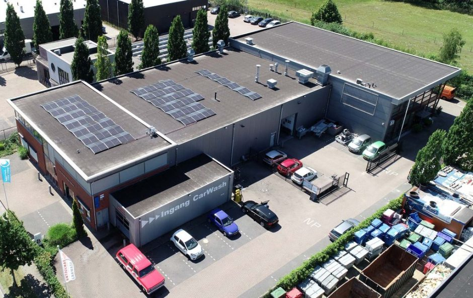 Zonne-energie van NewSolar_Woudenberg