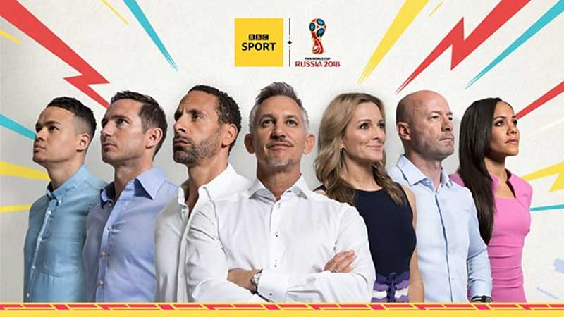 BBC Announce Red Square TV Studio for World Cup 2018