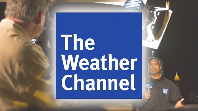 Weather Channel Wins Top Award for Tenth Year
