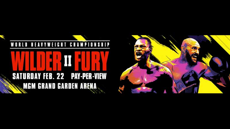 ESPN and Fox Sports to Air Extensive Wilder V Fury Build-up