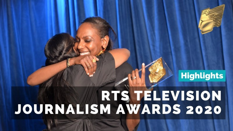 RTS Television Journalism Awards 2020 Winners Announced