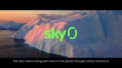 Sky Commits to Net Zero Carbon by 2030 - Sky Partners with Tottenham Hotspur to Air Net Zero Carbon Football Match