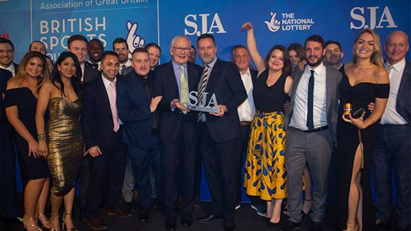 talkSPORT Wins Network of the Year at Sports Journalism Awards