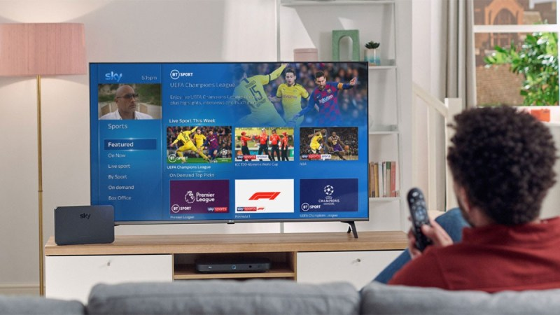 Sky Adds BT Sport to Subscription Packages