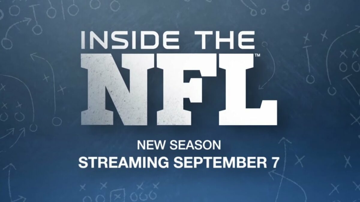 Inside the NFL Paramount Promo - Inside the NFL to Air on Paramount+