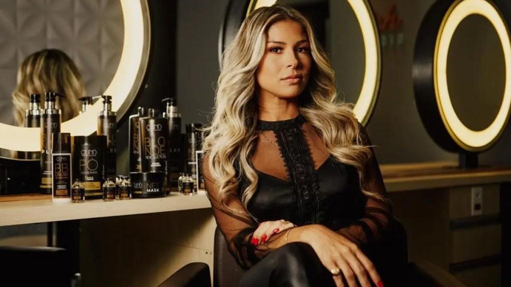 Ingrid - Cuidados com os cabelos