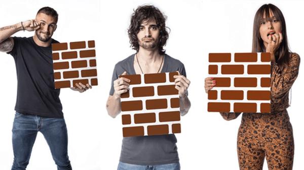 Arthur, Fiuk e Thaís disputam o paredão da semana