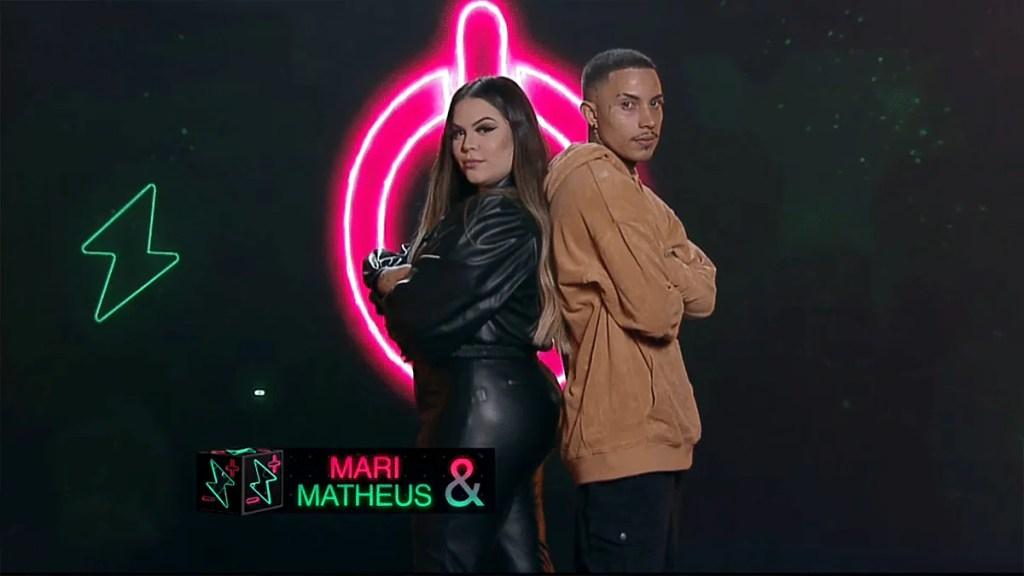 Mari e Matheus