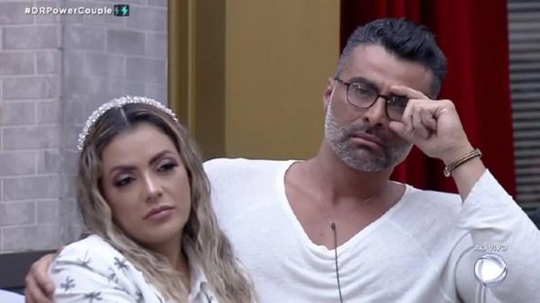Li Martins e JP