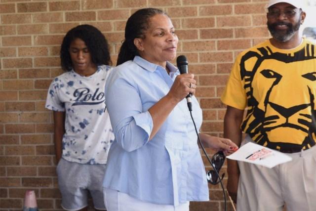 Deborah Peoples, mayoral candidate in Fort Worth, Texas