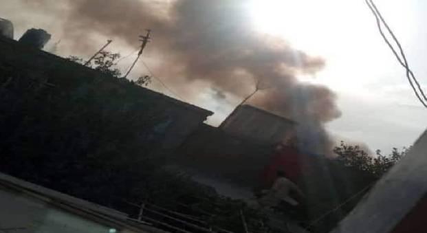 फिर दहला काबुल, हामिद करजई अंतरराष्ट्रीय एयरपोर्ट के पास रॉकेट से हमला